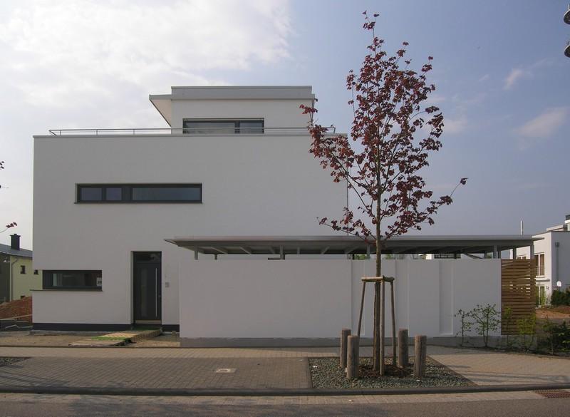 Modulhaus s modulhaus m modulhaus l modulhaus xl petrisberg trier architektur - Architekt trier ...