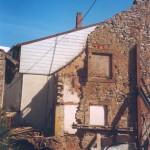 Haus in Habkirchen vorher