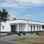 Architektur Bürogebäude